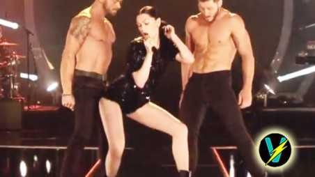 jessie j dancing with stars performance video bang bang