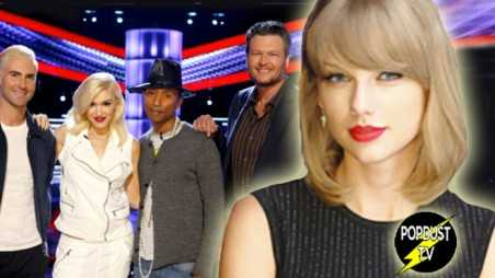 the voice knockouts taylor swift