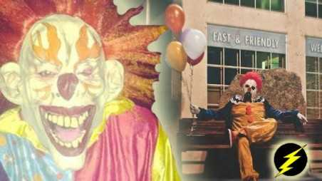 wasco clown photos sightings california who instagram art project