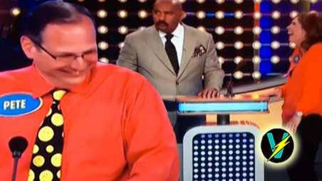 woman disses husband penis family feud video