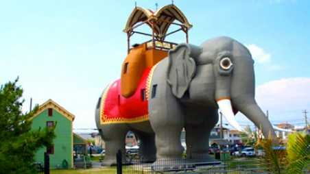 Margate Atlantic City Elephant Lucy History Lesson