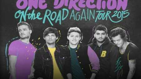 One Direction On The Road Again Tour UK Ireland Featured