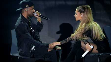 ariana grande big sean best mistake feature