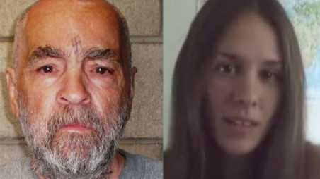 charles manson marriage license