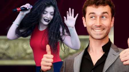 james deen lorde friends