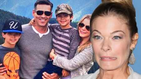 leann rimes mocking stepsons