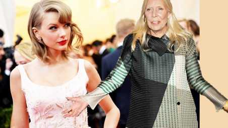 taylor swift joni mitchell