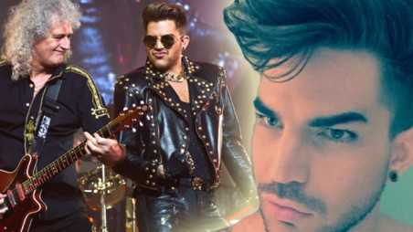 Adam Lambert Queen London New years Eve Rock Big Ben BBC Concert