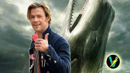 Chris Hemsworth Seamen Heart Sea Moby Dick