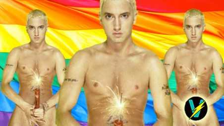 Eminem Gay Interview Homophobia