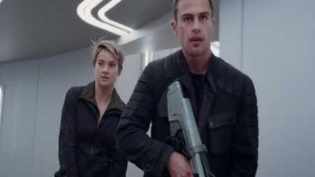 Insurgent Trailer Featured