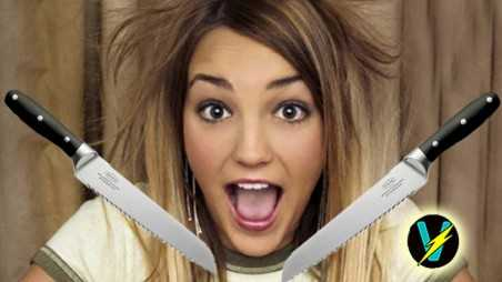Jamie Lynn Spears Knife Fight Video