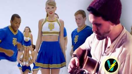 Jesse Will Shake It Off Video Taylor Swift Cover