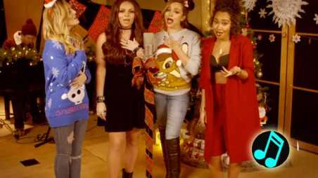 Little-Mix,-Christmas-(Baby-Please-Come-Home)-Video-Header