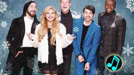 Pentatonix's-That's-Christmas-To-Me-Almost-Platinum-Header