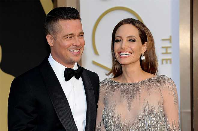 Being Married To Brad Pitt Is A Bitch