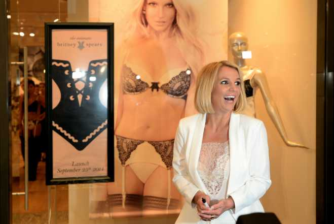 britney spears feature