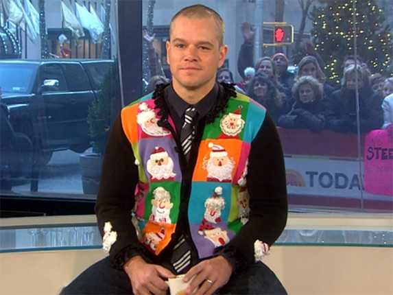 Even Celebrities Love Ugly Christmas Sweaters | HuffPost