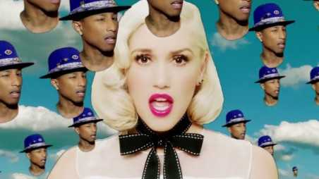 gwen stefani spark the fire feature