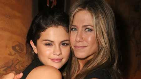 jennifer aniston selena gomez fe