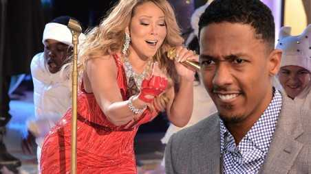 mariah carey bad performance nick cannon