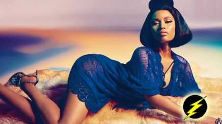 Nicki Minaj Roberto Cavalli Photos 2015