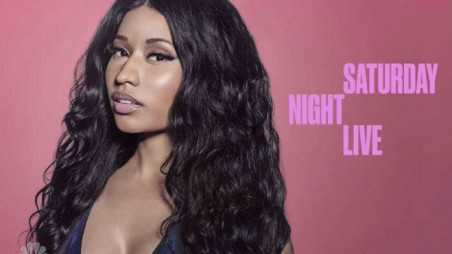 nicki minaj snl feature
