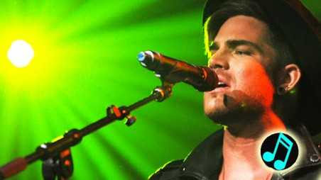 Adam Lambert Best Songs Top 8 List Videos