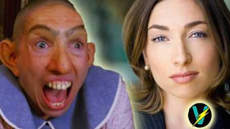 American Horror Story Pepper Pinhead Transformation Video Naomi Grossman