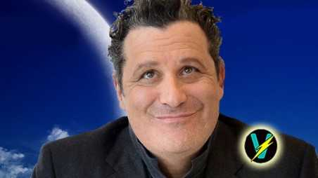 Isaac Mizrahi QVC Video Moon Stars Planet Argument