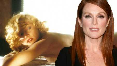 Julianne Moore Madonna Body of Evidence