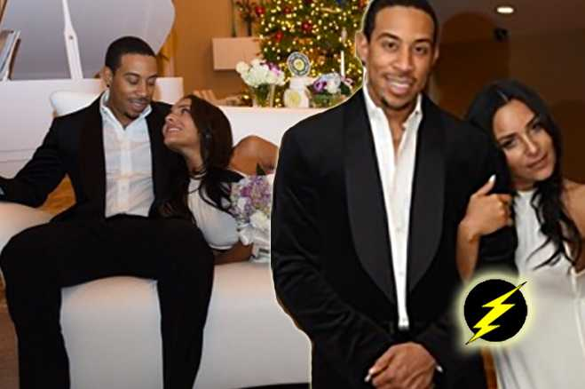 Ludacris Marries Girlfriend Wedding Photos Eudoxie