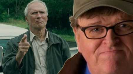 Michael Moore Clint Eastwood Death Threats American Sniper ISIS