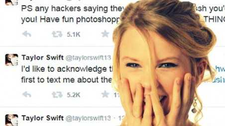 Taylor Swift Nude Photos Hackers Twitter