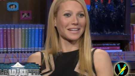gwyneth paltrow drugs wwhl