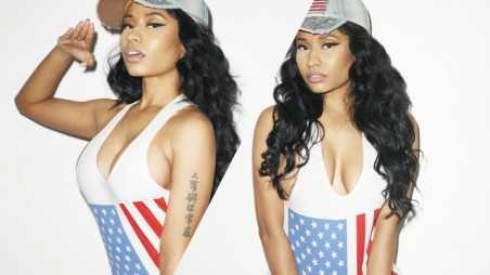 nicki minaj terry richardson feature
