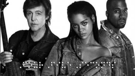 rihanna fourfiveseconds feature