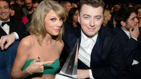 taylor swift sam smith friends for life