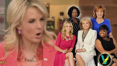 Elisabeth Hasselbeck NEVER Return To The View