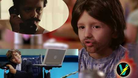 Kids Reenact Best Picture Oscar Nominees