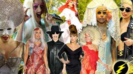Lady Gaga Best Worst Photos Craziest Outrageous Looks