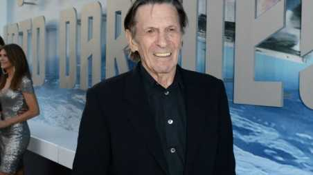 Leonard Nimoy Dies 83 Final Message