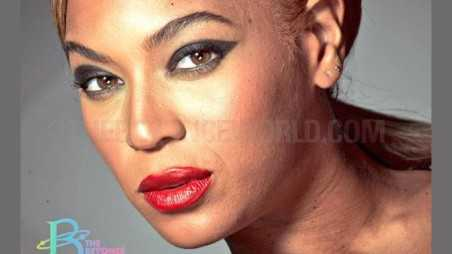 beyonce leaked unretouched photos
