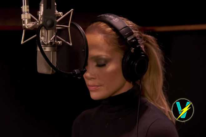 jennifer lopez feel the light