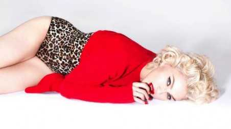 madonna living for love feature