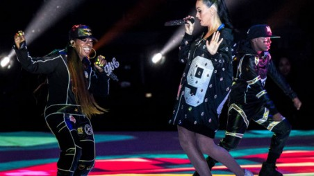 missy elliot super bowl weight loss