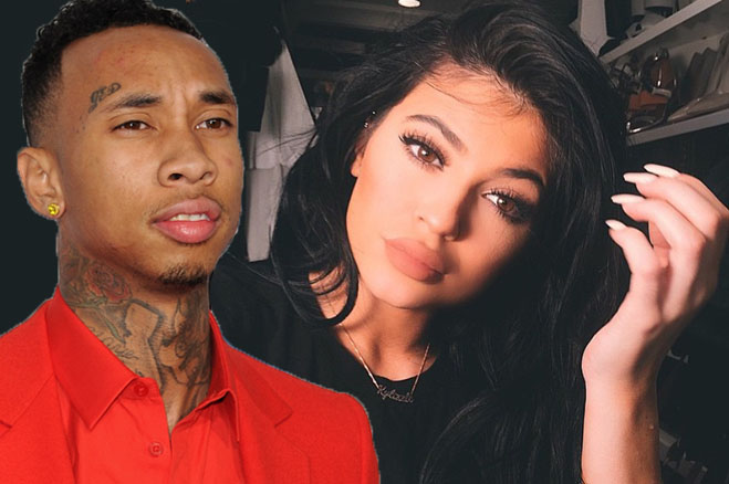 kylie jenner and tyga dating 2015