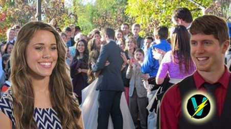 19 Kids Counting Jessa Duggar Ben Seawald Wedding