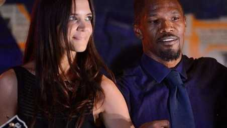 Katie Holmes Jamie Foxx Dating For A Year