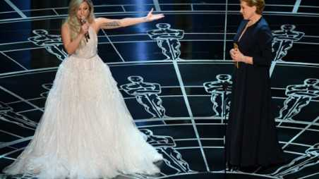 Lady Gaga Oscars Performance Travesty Stephen Sondheim